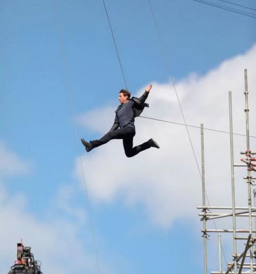 Tom Cruise se fracturó el tobillo en una escena de acción. (Foto: Infobae)
