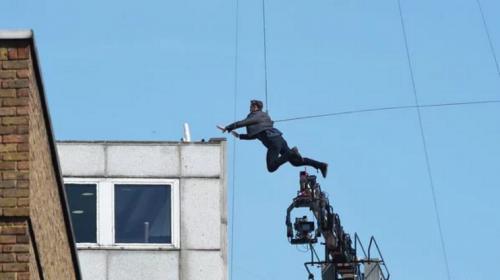 """La grabación de """"Misión Imposible 6"""" tendrá que ser suspendida cuatro meses. (Foto: Infobae)"""