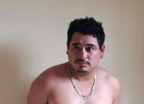 Mario Hodini De León Calderón fue capturado en su residencia en Villa Nueva. (Foto: Soy502).