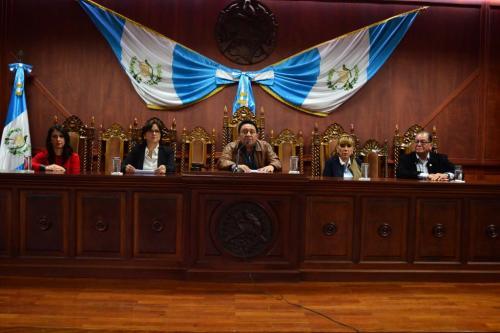 La CC suspendió la expulsión de Iván Velásquez, ordenada por Jimmy Morales. (Foto: Jesús Alfonso/Soy502)