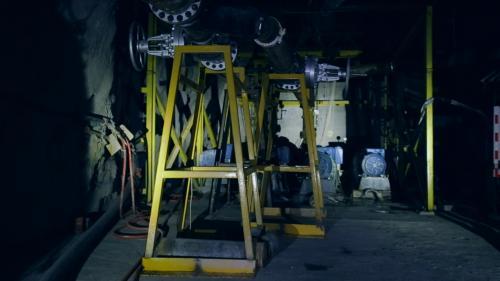 El proceso de bombeo es muy importante porque evita que se inunde la mina. (Foto: Víctor Xiloj/Soy502)