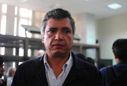 Gustavo Martínez enfrenta un proceso penal por el caso Redes. Según el MP, él habría aprovechado su cargo para favorecer a terceros a cambio de beneficios. (Foto: archivo/Soy502)