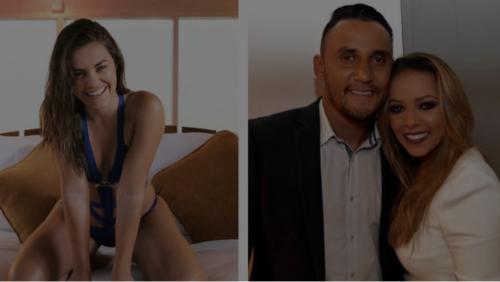 Valeria Mobley interpretará a la esposa de Keylor Navas. (Foto: As)