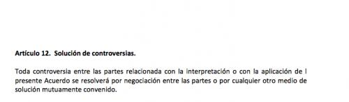 Esto dice el Acuerdo de la CICIG y el Gobierno de Guatemala.