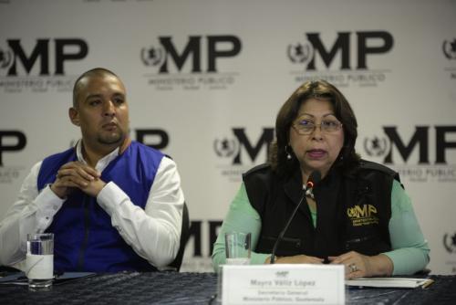 El MP y la SAT revelaron cómo operó la red que evadió más mil millones de quetzales en diez años. (Foto: Wilder López/Soy502)