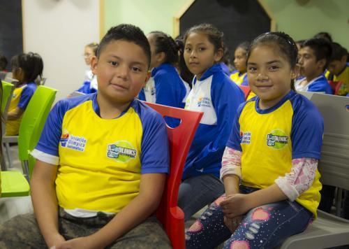 Debido a los resultados este año FUNOG abrió su primera sede departamental, en Cobán, Alta Verapaz, con un total de 450 niños en alianza con la asociación La Esperanza