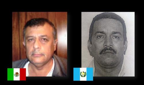 El guatemalteco Yuni Enríquez Monzón ya fue sentenciado por otro caso en el que se le relaciona con el narcotraficante mexicano Ramón Yáñez Ochoa. (Foto: archivo)