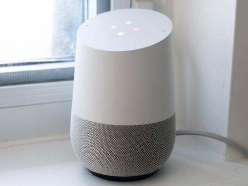 Google Home es una marca de altavoces inteligentes desarrollada por Google. (Foto: Archivo)
