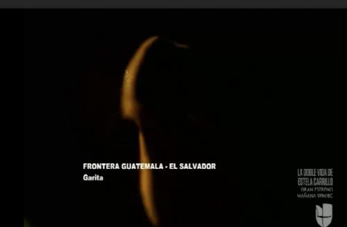"""La historia cuenta cómo """"El Chapo"""" cruzó la frontera de Guatemala hacia El Salvador escondido en el baúl de un vehículo. (Foto: captura de pantalla)"""