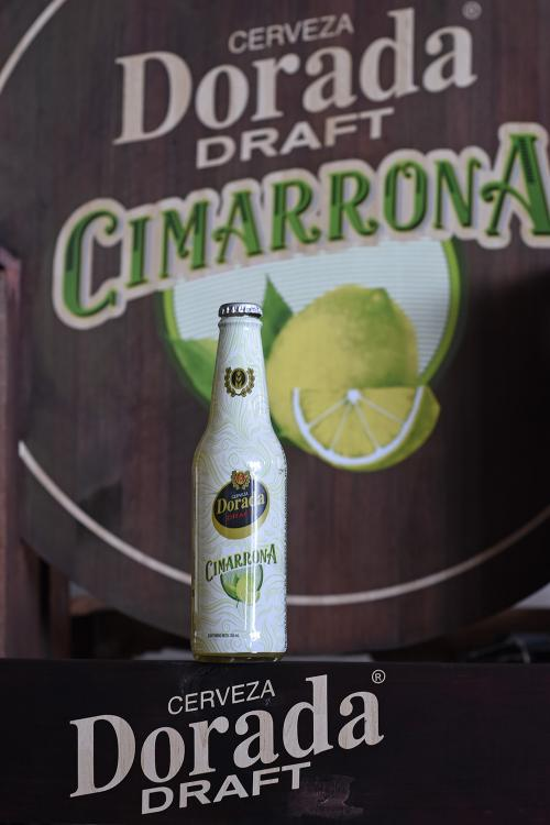 Su nivel de alcohol es de 4.4 %. Es una cerveza ligera y con un grado de amargo bajo.