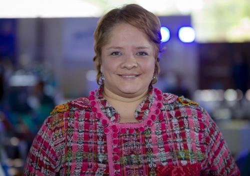 Titi Bruderer, chef de alta cocina. (Foto: George Rojas/Soy502)