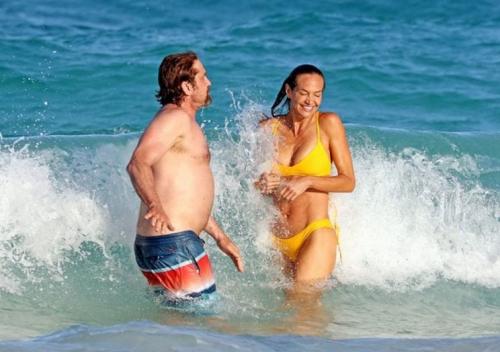 Él y su novia compartían románticas vacaciones en México. (Foto: Grosby)
