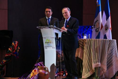 El empresario se reunirá con otros sectores en Guatemala para conocer el clima y dar sus consejos. (Foto: Inguat)
