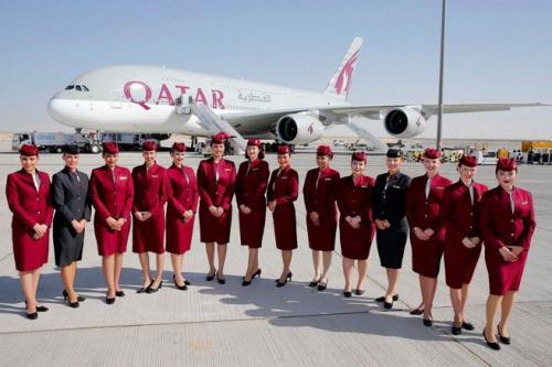 Se espera que los aviones de Qatar Airways lleguen a Guatemala en los próximos meses. (Foto: La Vanguardia)