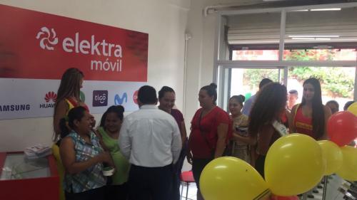Gualán fue el municipio de Zacapa elegido para la apertura. (Foto: cortesía Elektra)