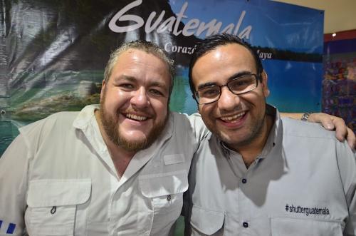 José del Busto e Iván Castro te enseñarán sus secretos fotográficos en los talleres del Inguat. (Foto: Selene Mejía/Soy502)