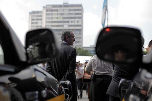 Las unidades más recientes de la PNC se compraron en la administración de Álvaro Colom. (Foto: Flickr)