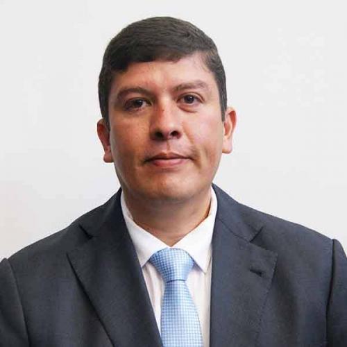 Gustavo Medrano Osorio, hijo del excalcalde de Chinautla Arnoldo Medrano, es acusado por el MP de participar en una red de corrupción dirigida por su padre. (Foto: Congreso)