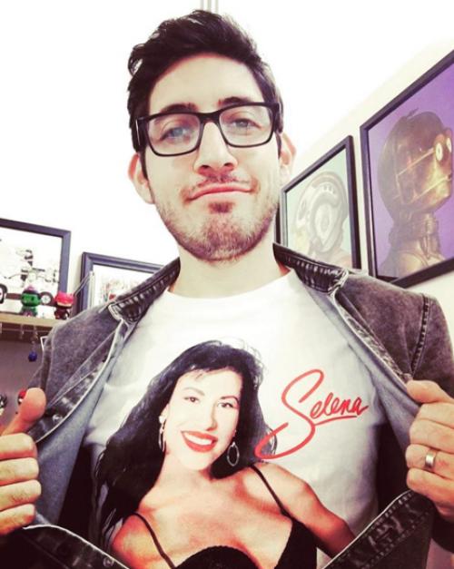 Mike Alfaro ama sus raíces latinas. (Foto: Instagram)