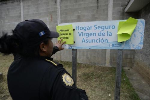 El Hogar Seguro Virgen de la Asunción fue cerrado y podría ser utilizado como un correccional. (Foto: archivo/Soy502)