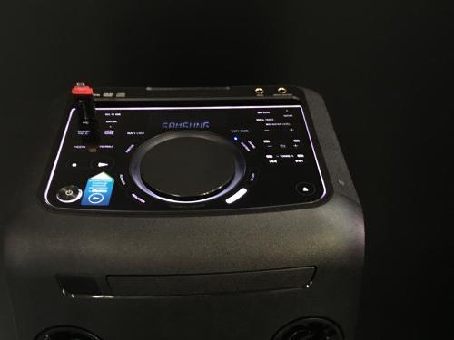 El V50D cuenta con tecnología Smart High Power. (Foto: Magui Medina/Soy502)