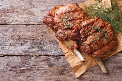 La carne de cerdo asada representa una de las formas de cocción más fácil de digerir. (Foto: Shutterstock)