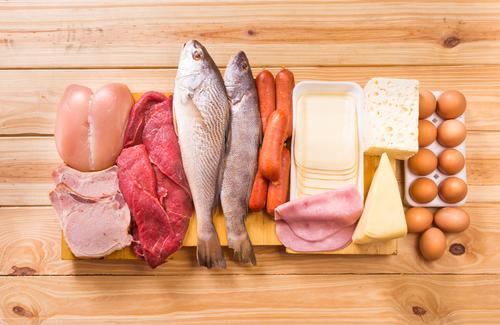 Los alimentos de origen animal en los que puedes encontrar contenido proteico. (Foto: Shutterstock)