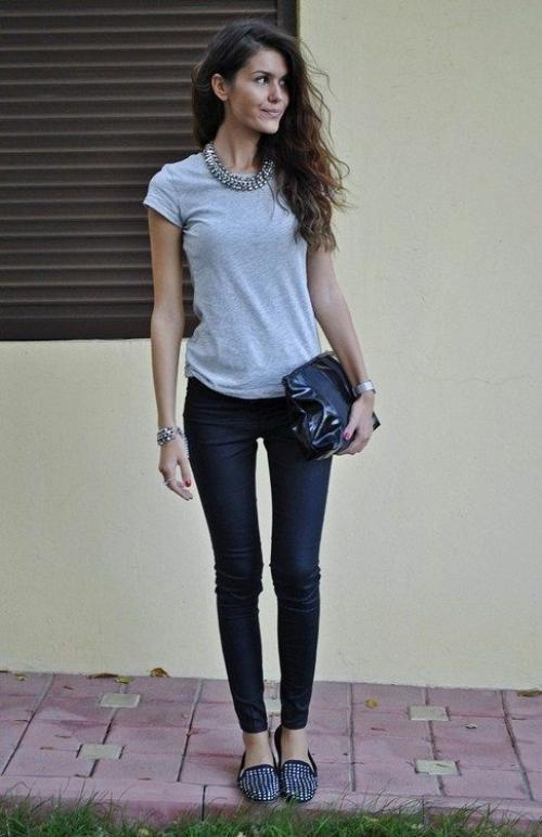 las zapatillas sin aliadas para lucir elegante. (Foto: eslamoda.com)