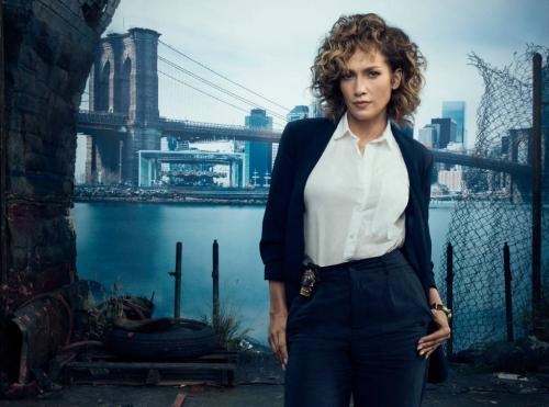 """Jennifer Lopez es protagonista de la serie """"Shades of Blue"""". (Foto: oficial)"""