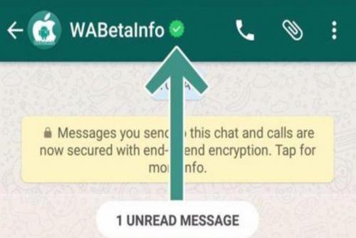 Así lucirán las cuentas de WhatsApp Business (Foto: portalmontevideo)