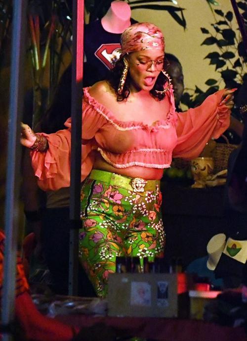 EL video fue grabado en Miami. (Foto: Rihanna)