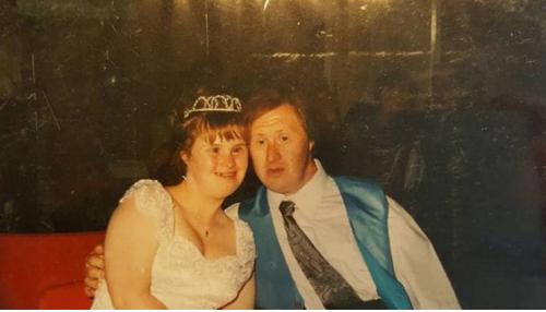 La pareja se enamoró desde el primer instante en que se conoció. (Foto: Daily Mail)
