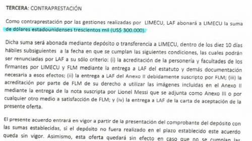 Usando la Fundación Leo Messi el padre del jugador habría transferido dineros a otras empresas en otros países. (Foto: ABC)