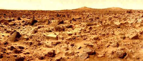 Las temperaturas de Marte son demasiado elevadas. (Foto: Cortesía Edgar Castro Bathen)