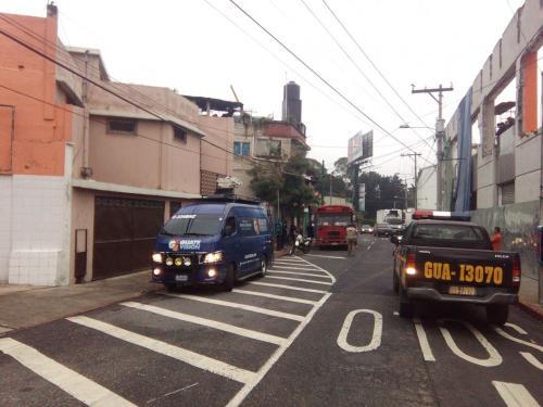 El lugar se encuentra cerrado al paso de vehículos. (Foto: Amilcar Montejo/PMT)