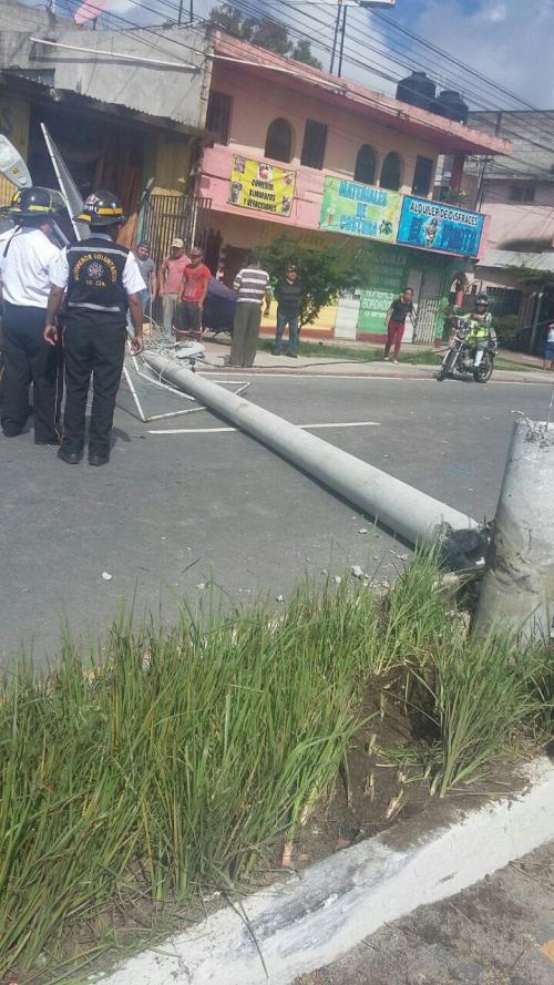 La zona se verá afectada por el corte de energía eléctrica. (Foto: Amílcar Montejo)