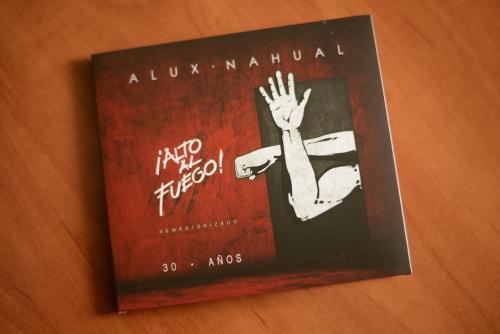 El álbum de Alto al Fuego está disponible en todas las plataformas digitales y en físico. (Foto: Wilder López/Soy502)