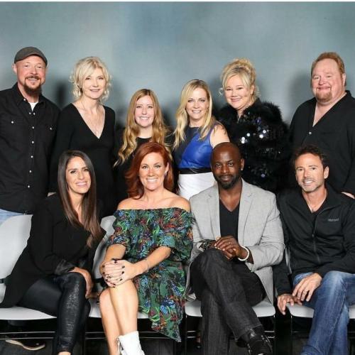 Así lucen las estrellas de la serie 14 años después. (Foto: Instagram)