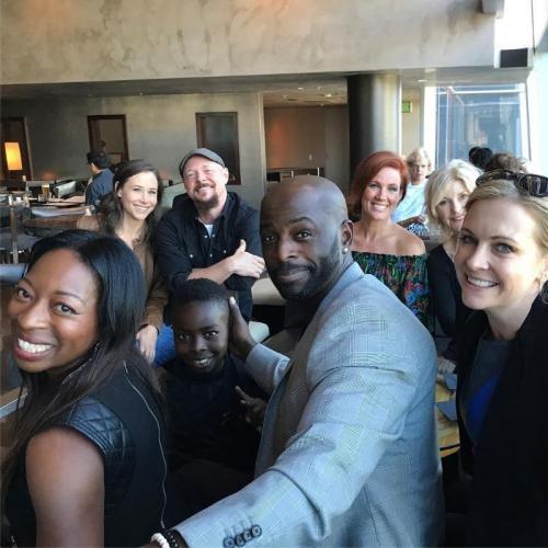Así fue la emotiva reunión del elenco de Sabrina la Bruja Adolescente. (Foto: Instagram)