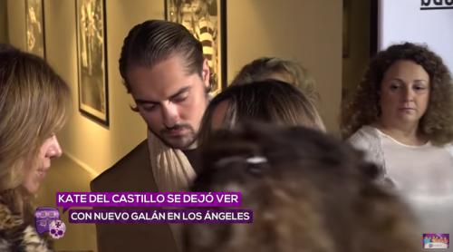 Kate del Castillo muy bien acompañada. (Foto: captura de pantalla)