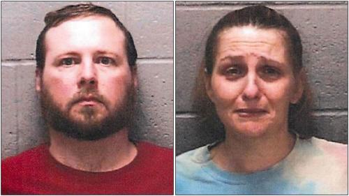 A los padres les fue impuesta una fianza de medio millón de dólares, cada uno, que no pudieron pagar, por lo que fueron enviados a prisión. (Imagen: stltoday.com)