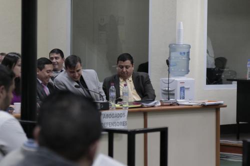 La inhabilitación de Vargas fue evidenciada por el abogado defensor y también hijo de Anabella de León. (Foto: Alejandro Balán/Soy502)