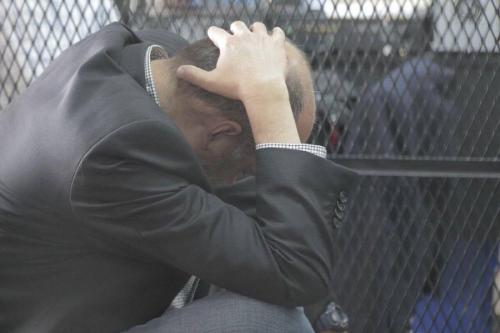 Los retrasos provocan desesperación en el sistema judicial, aunque a veces sean los mismos abogados defensores quienes los ocasionan como táctica dilatoria. (Foto: Alejandro Balán/Soy502)