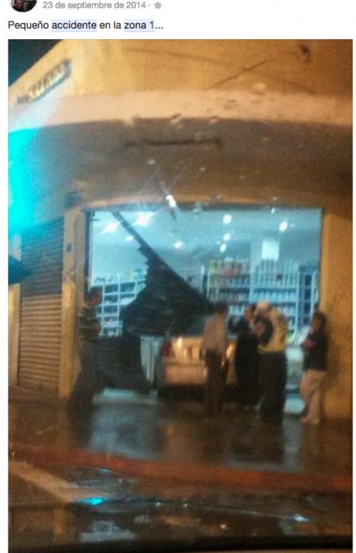 Esta imagen fue captada en 2014 en el mismo lugar. (Foto: captura Facebook)