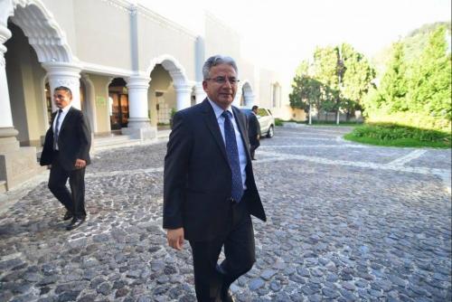 José Ángel López fue el candidato presidencial de Encuentro por Guatemala en las últimas elecciones. (Foto: archivo/Soy502)