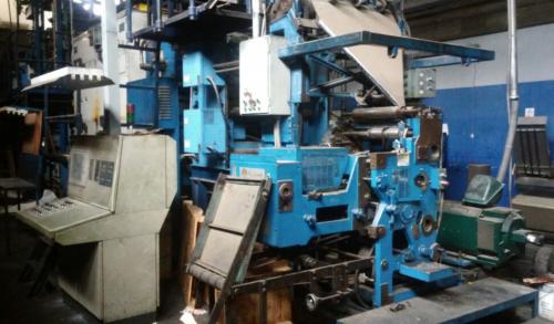 Parte de las máquinas que se encontraban en el edificio de Siglo 21. (Foto: MP)