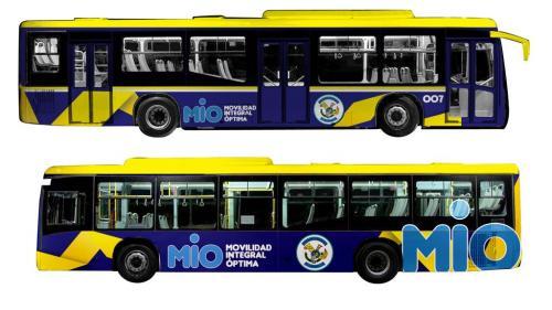 El proyecto incluye reestructurar la movilidad en bus y bicicleta. (Foto: Villa Nueva)