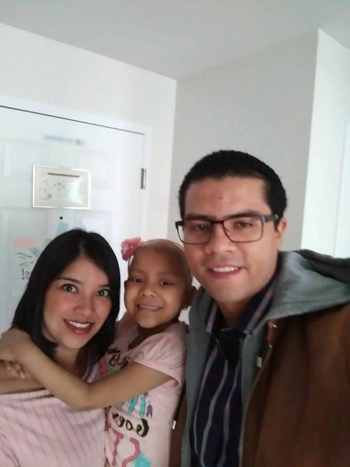 La familia Mendoza está unida. (Foto: Familia Mendoza)