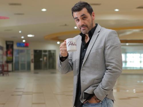 Jesús Ortiz de Pinedo es el nuevo galán de Consuelo Duval. (Foto: Paladar)