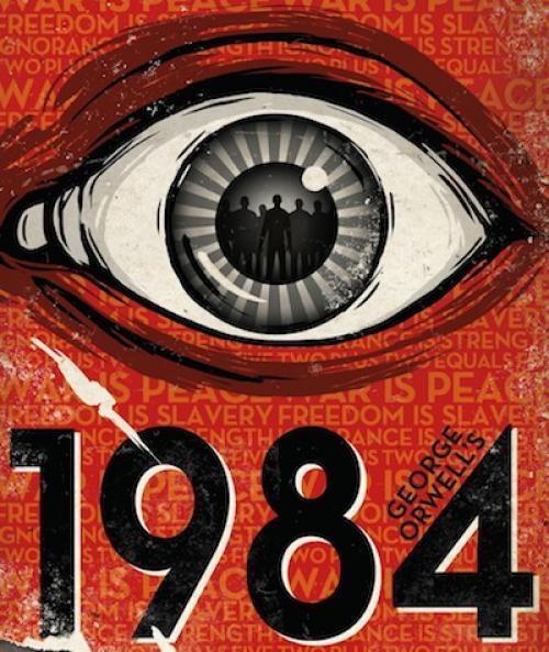 La canción de Hot Sugar Mama se basa en el libro llamado 1984. (Foto: DFFRNTWRLD)
